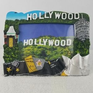 Other - Hollywood California Souvenir Picture Frame